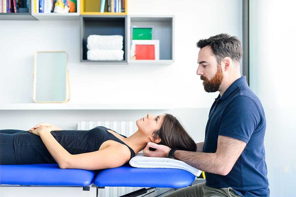 servizi fisioterapia specialistici Saronno Milano Varese Como