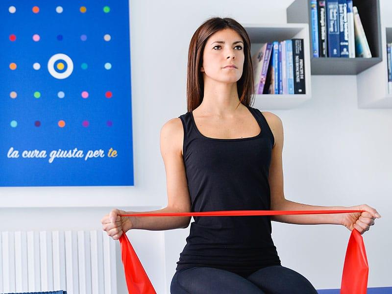 trattamento fisioterapico specialistico per la spalla Saronno