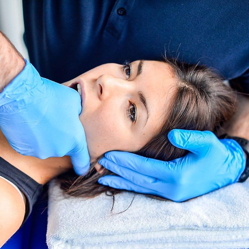 trattamento fisioterapico specialistico per mandibola saronno (Varese)