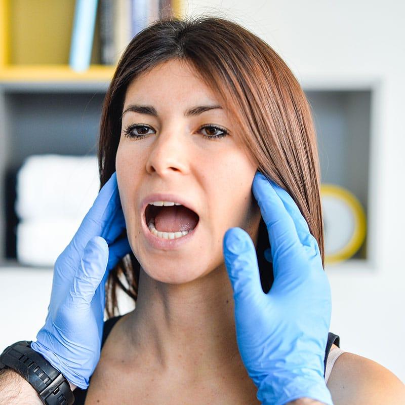visita gnatologica specialistica saronno
