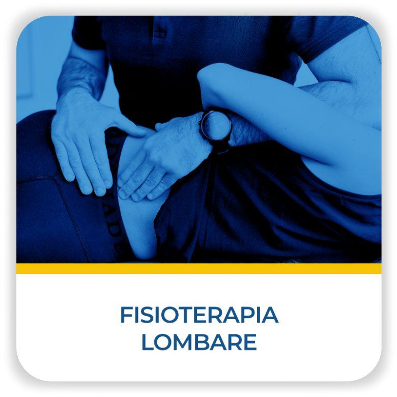 fisioterapia lombare