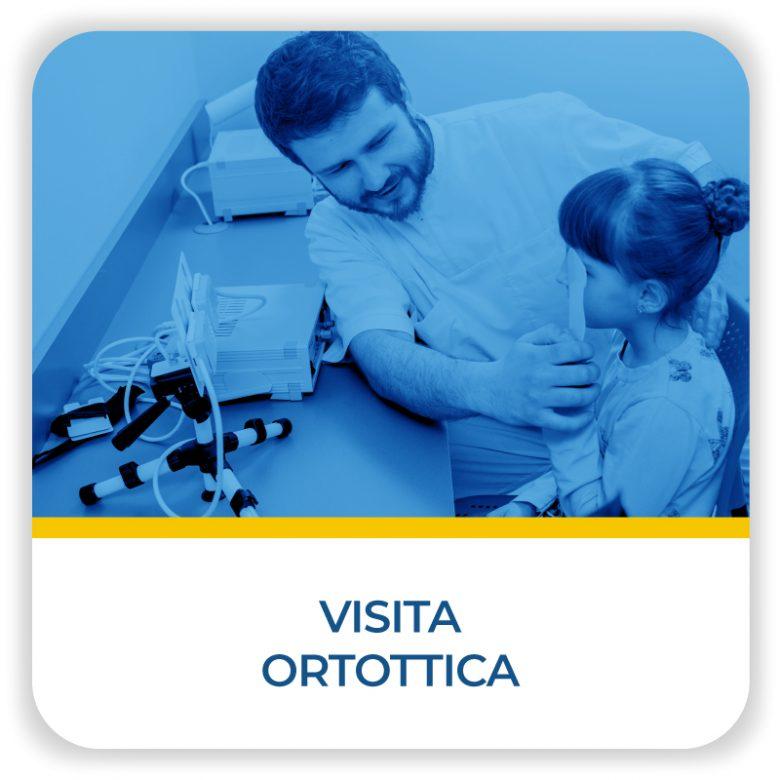 visita ortottica per bambini e adulti